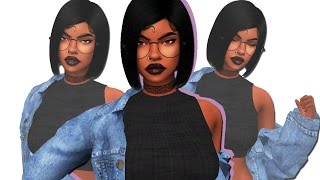LET'S GO CC SHOPPING | URBAN & ETHNIC #3 | THE SIMS 4