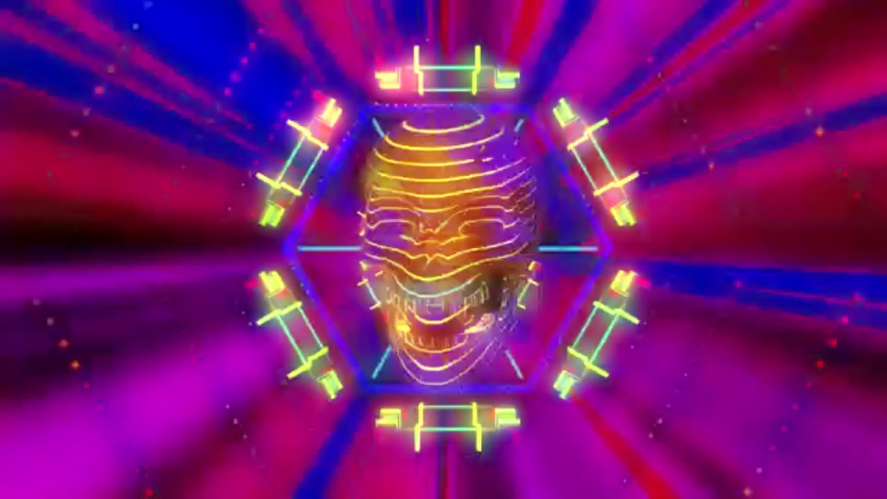 tobi - PSYTRANCER [psychedelic visuals]