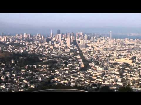 Dag 8 3 Berkeley en San Francisco citytour, Californië