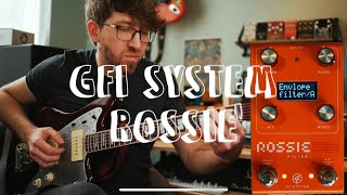 Writing With the GFI System: Rossie Filter Pedal