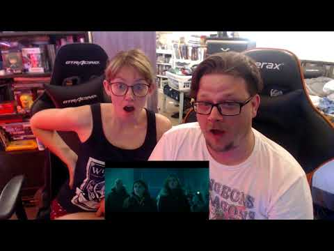 Godzilla : King Of The Monsters - SDCC 2018 Trailer - REACTION!