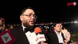 أحمد رزق: الفنان بيفضل عايش بأعماله حتى بعد وفاته (اتفرج)