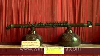 Gwalior Sangeet Gharana: Music section at Jai Vilas Mahal museum