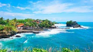 видео Бали (Индонезия): пляжи и курорты Бали, описание