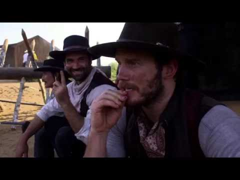 Behind The Scenes of THE MAGNIFICENT SEVEN - In Cinemas September 29