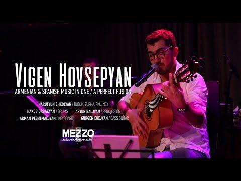 Vigen Hovsepyan - Caramelo  / Live In Mezzo Classic House Club, Yerevan, 28/01/2018