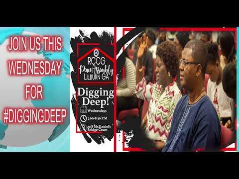 SUNDAY MORNING NEWS (8-26-18) RCCG PEACE ASSEMBLY