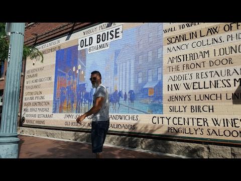 US Road Trip 2016 - Day 21, Boise, Idaho
