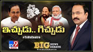 Big News Big Debate : తెలంగాణకు కేంద్రం ఇచ్చిందేంటి?    Rajinikanth TV9