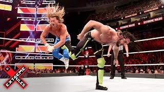 Seth Rollins and Dolph Ziggler push themselves to the limit: WWE Extreme Rules 2018
