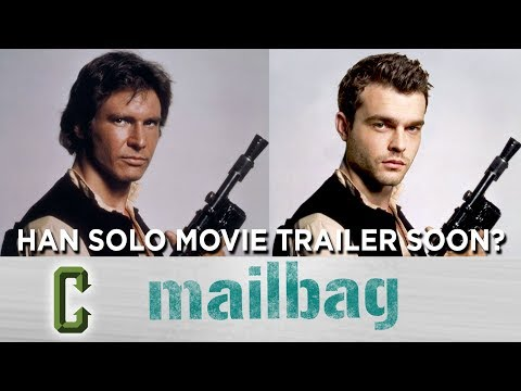 When Will We See a Han Solo Movie Trailer?