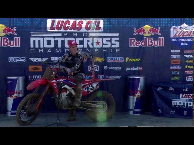 2020 WW Ranch National 450 Class Fastest Qualifier - Chase Sexton