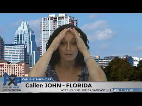 Theist Married to an Atheist & How to Raise Children | John – Florida | Atheist Experience 21.28