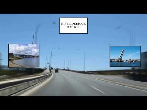 'Port River Expressway' - Adelaide, South Australia