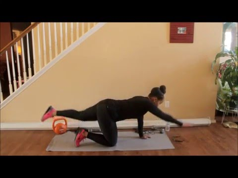 Ab & Back Workout Routine