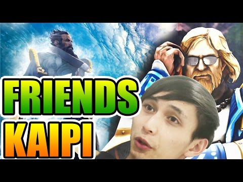 SingSing Kaipi vs FRIENDS ► The Summit 6 - Game 2