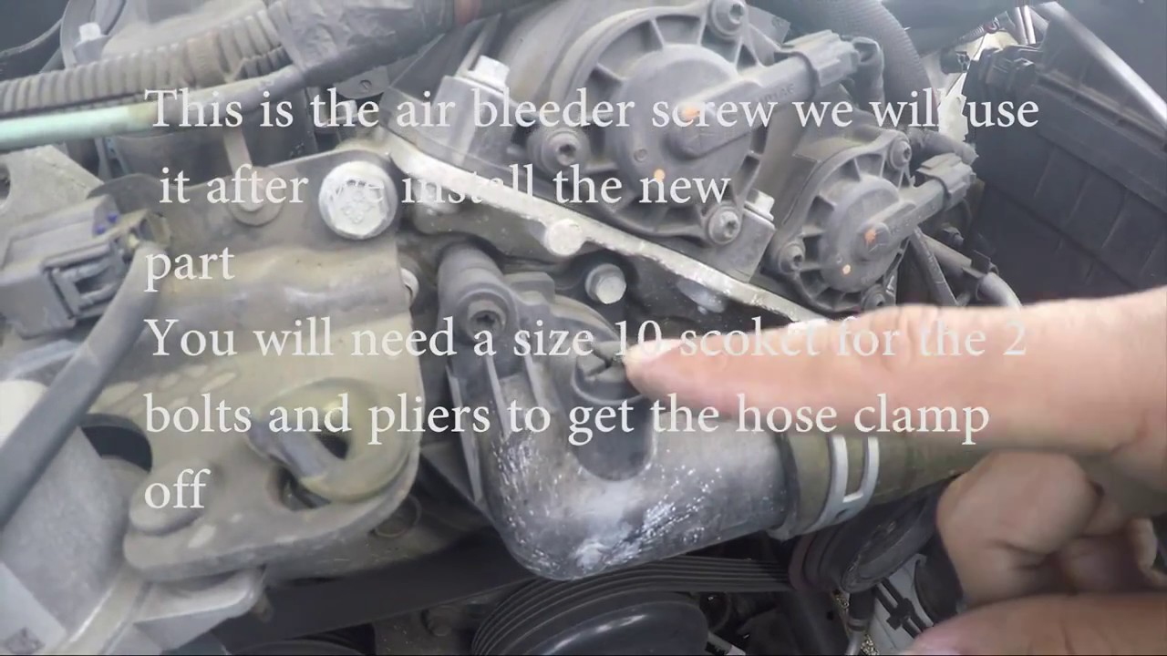 small resolution of jeep grand cherokee thermostat replacement