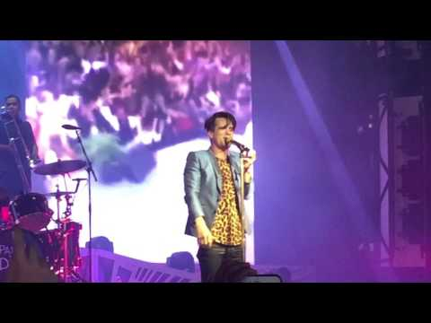 Panic! At The Disco and Weezer Summer Tour 2016 Charlotte NC