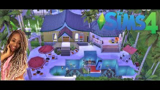 lets build a pool in the sims 4