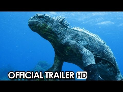 Galapagos: Nature's Wonderland 3D Official Trailer (2014) HD