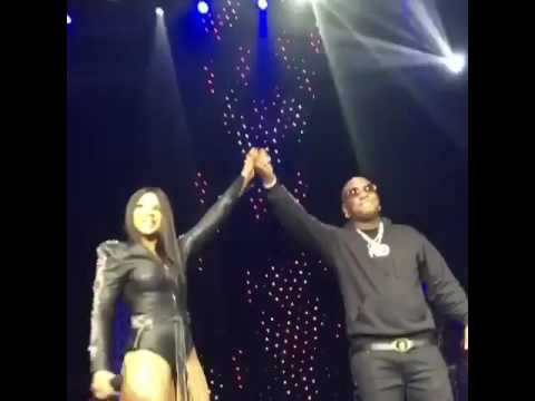 R&B singer Toni Braxton and rapper boyfriend Birdman