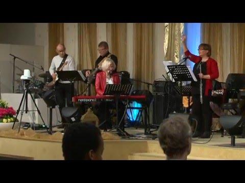 """Provningar"" - predikan  av Linda Bergling"