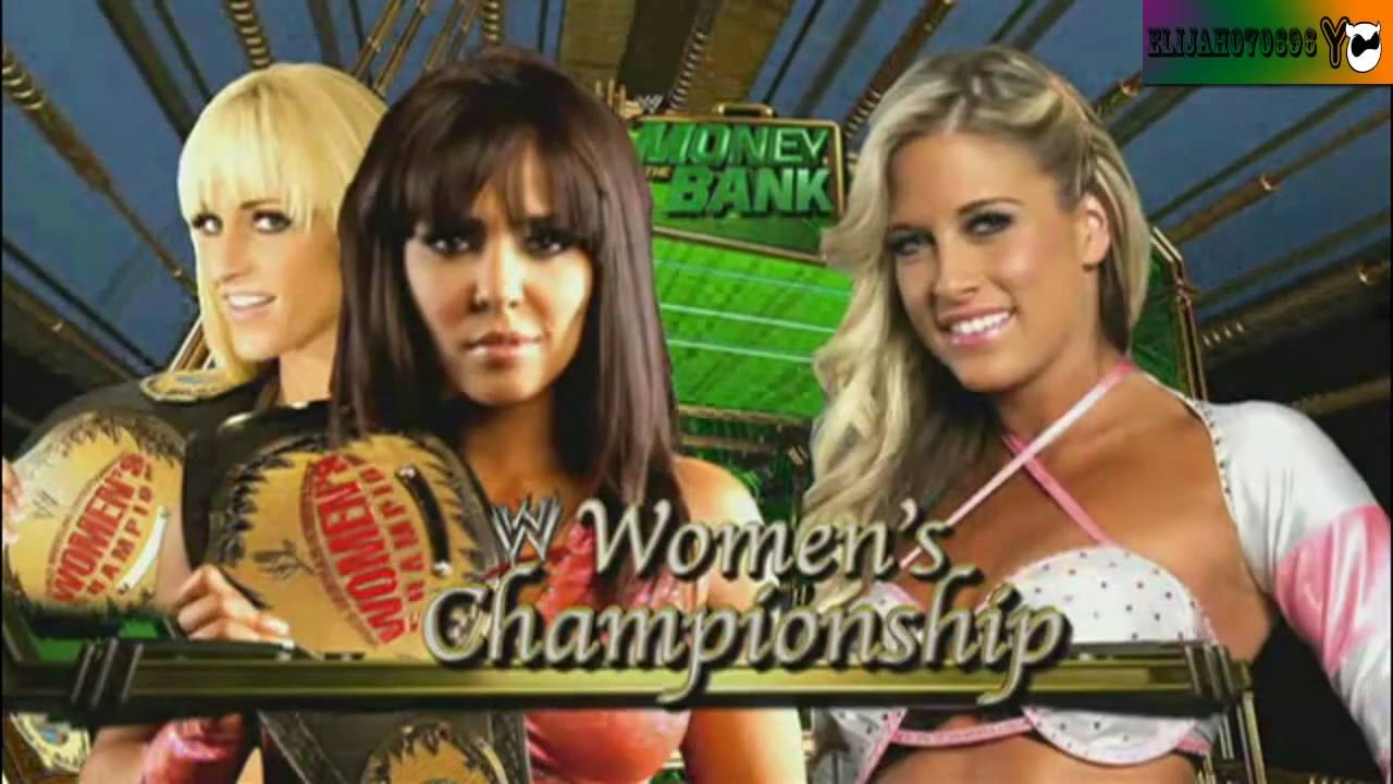 Image result for money in the bank 2010 layla