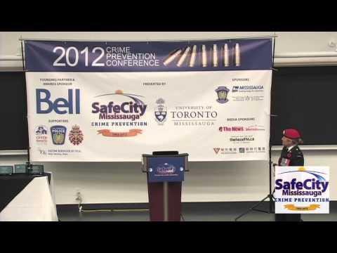 Safe City Mississauga: 2012 Crime Prevention Conference - Plenary Session
