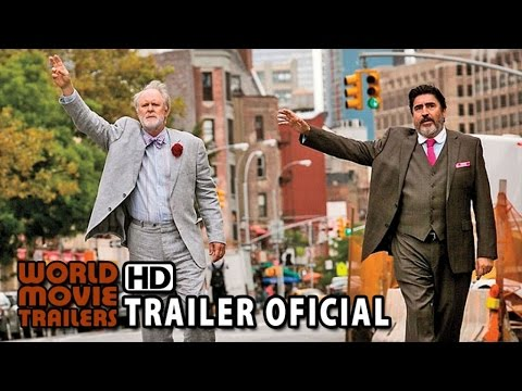 Trailer do filme O Amor é Estranho