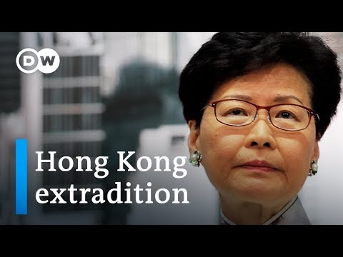 Hong Kong: Is extradition to China really off the table? | DW News