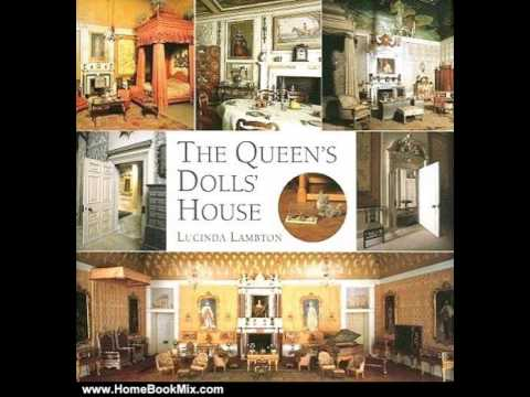 Home Book Summary The Queens Dolls House A Dollhouse Made For
