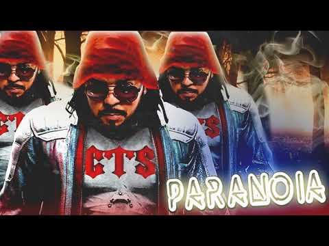 Paranóia - CTS KAMIKA-Z (disco coutada)