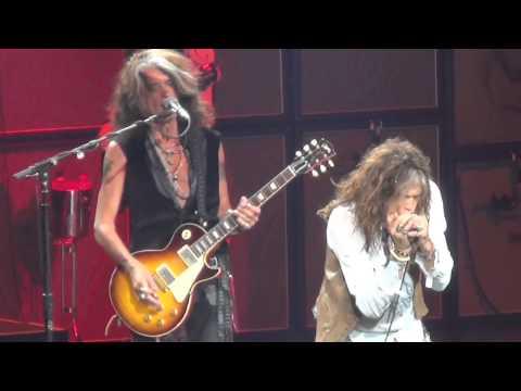 Aerosmith Foxwoods MGM Grand Casino CT. 7-10-13 STOP MESSING AROUND