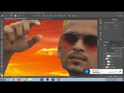 How to edit photo in Photoshop tutorial like vijay mahar and kellenworld thumbnail