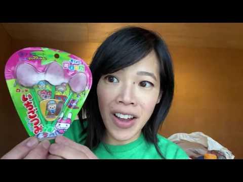 HUGE Japanese snacks