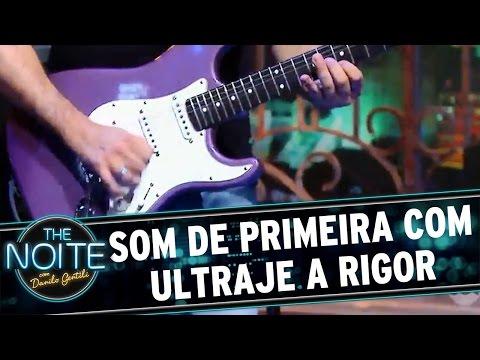 The Noite (02/09/16) - Som de Primeira com Ultraje a Rigor