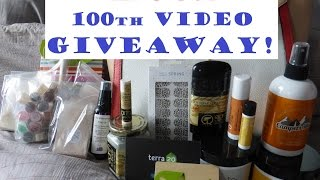 100th Video & 500 Subscriber Summer Giveaway! [Closed] Thumbnail