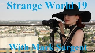 SW19 - Flat Earth with Patricia Steere - Mark Sargent ✅