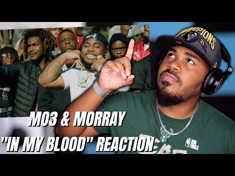 Mo3 & Morray – In My Blood (Official Video) REACTION