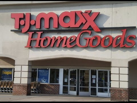 conhecendo a tj maxx e home goods youtube. Black Bedroom Furniture Sets. Home Design Ideas