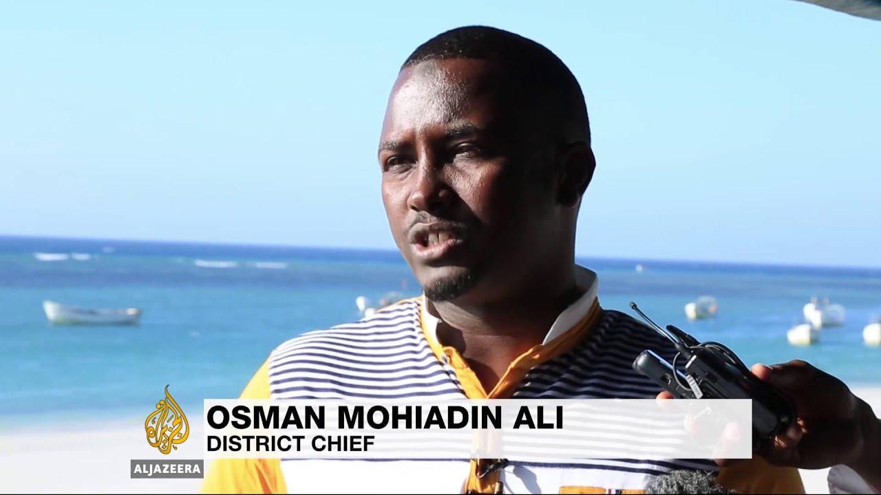 Al-Shabab storms beachside restaurant in Somali capital