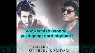 Suhrob ft. Xamdam (Mango) - Telbaman (Music Version)