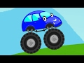 Monster Truck | Car Garage | Game for Toddlers | Trucks Cartoon