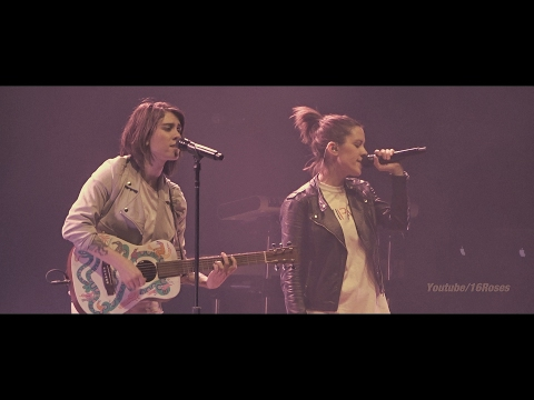 "Tegan And Sara (live) ""Where Does The Good Go"" @Berlin Feb 01, 2017"