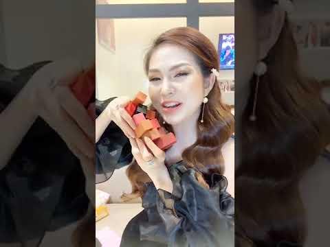 Ny Saki Mì Gõ Review Son Laura Sunshine Của Nhật Kim Anh!