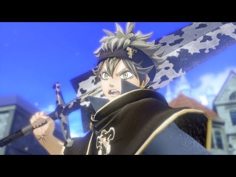 Black Clover - Project Knights Teaser Trailer | PS4, PC