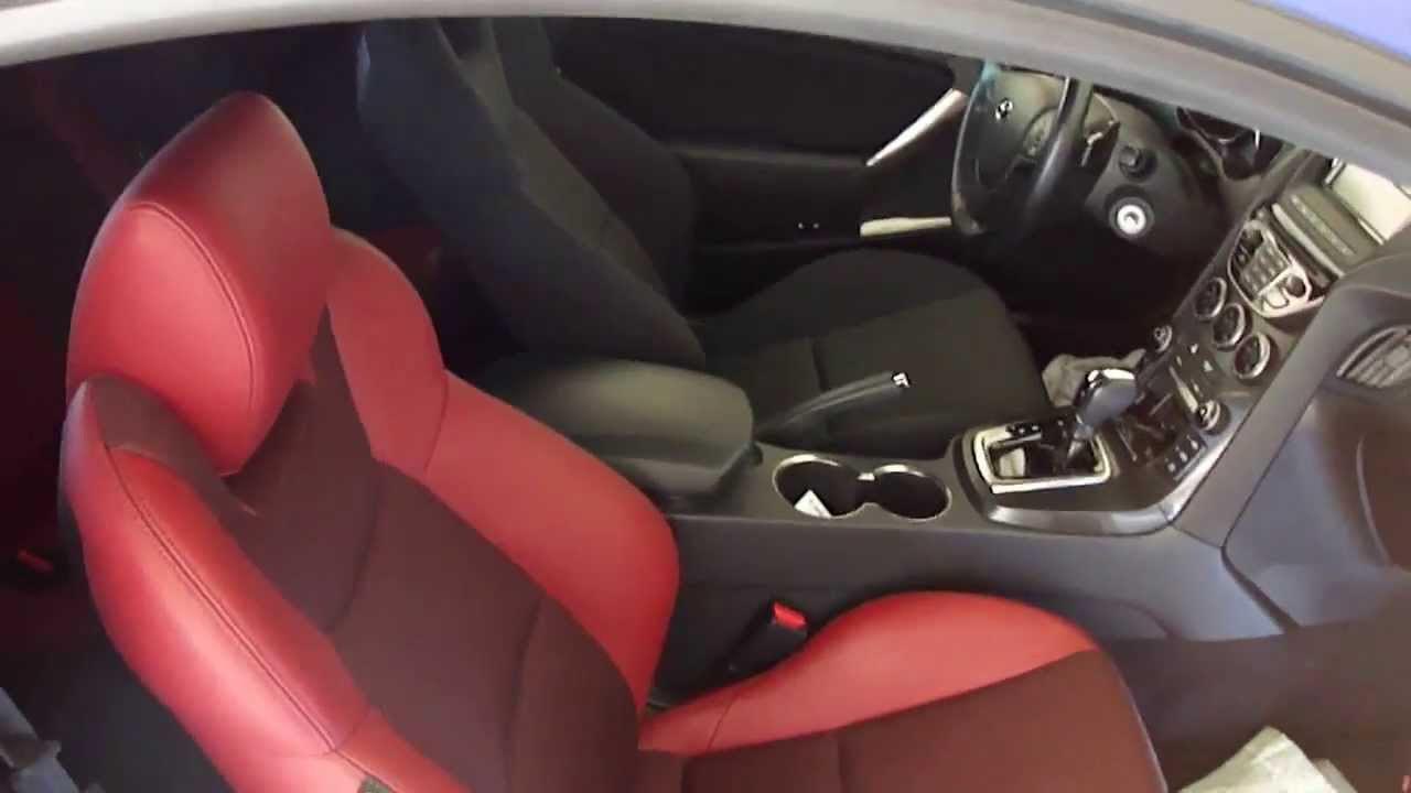 2016 Hyundai Genesis Spec >> R-Spec Seats Installation Guide 2013 Genesis Coupe - YouTube