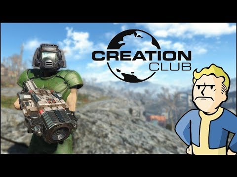 """Fallout 4's Creation Club Gets New """"Paid Mods"""" - A Look at Fallout 4's New Creation Club Content"""