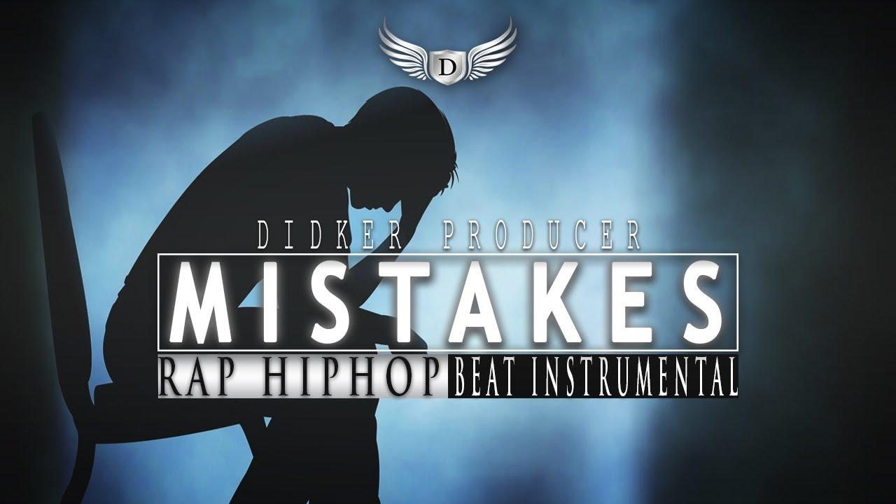 Sad Emotional Piano HIPHOP INSTRUMENTAL RAP BEAT - Mistakes (Miller Collab)