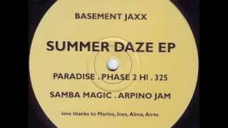 Basement Jaxx - Summer Daze